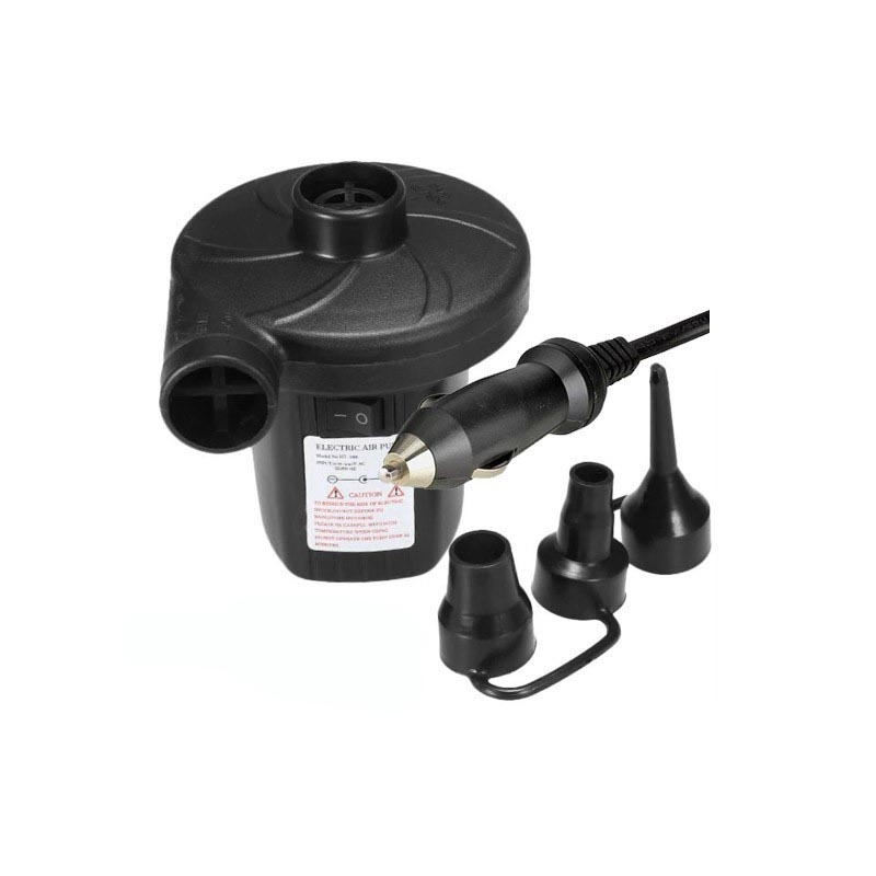 Pompka Elektryczna Samochodowa Materac Piłki 12v 9655652954 Allegro Pl