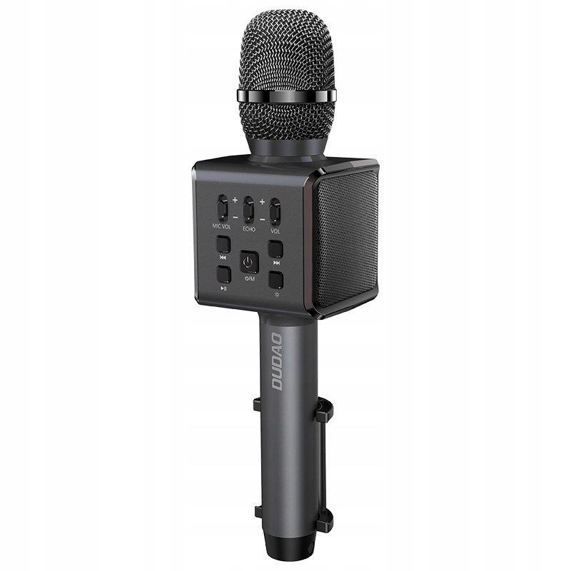 Bezprzewodowy mikrofon do karaoke Bluetooth Dudao Producent Braders