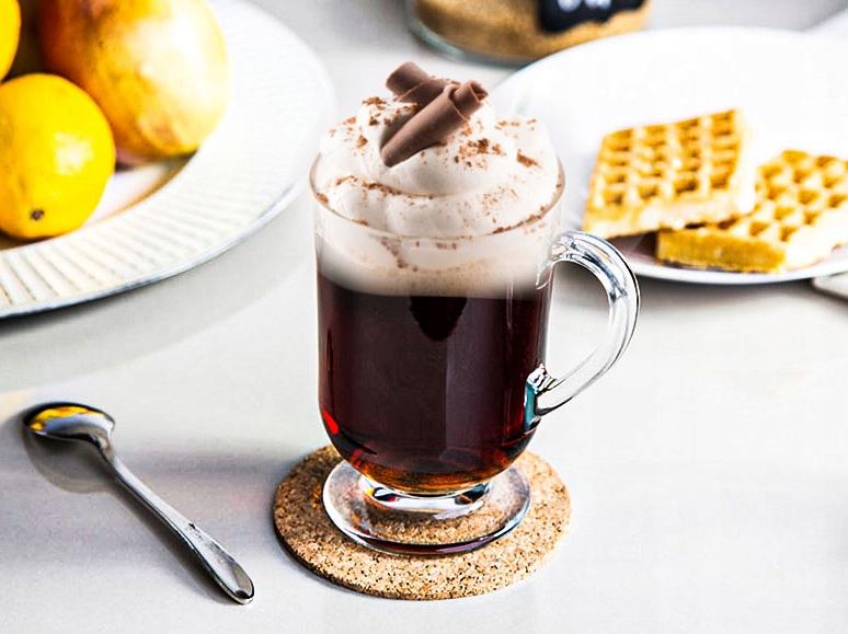 ZESTAW SZKLANKI DO KAWY LATTE Herbaty 300ml 6 szt Rodzaj szklanki do latte