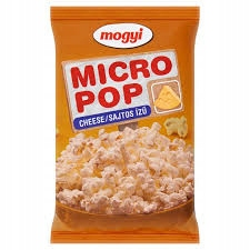 Popcorn do mikrofali Mogyi serowy 25x100g