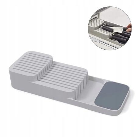 Ящик для ножей, органайзер, 9 отделений, вставка