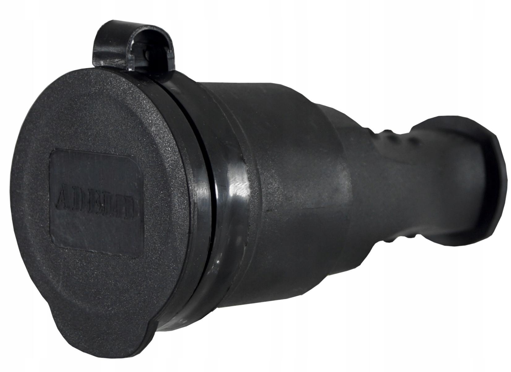 Резиновая розетка 16А 230В IP44 герметичная AEI602279