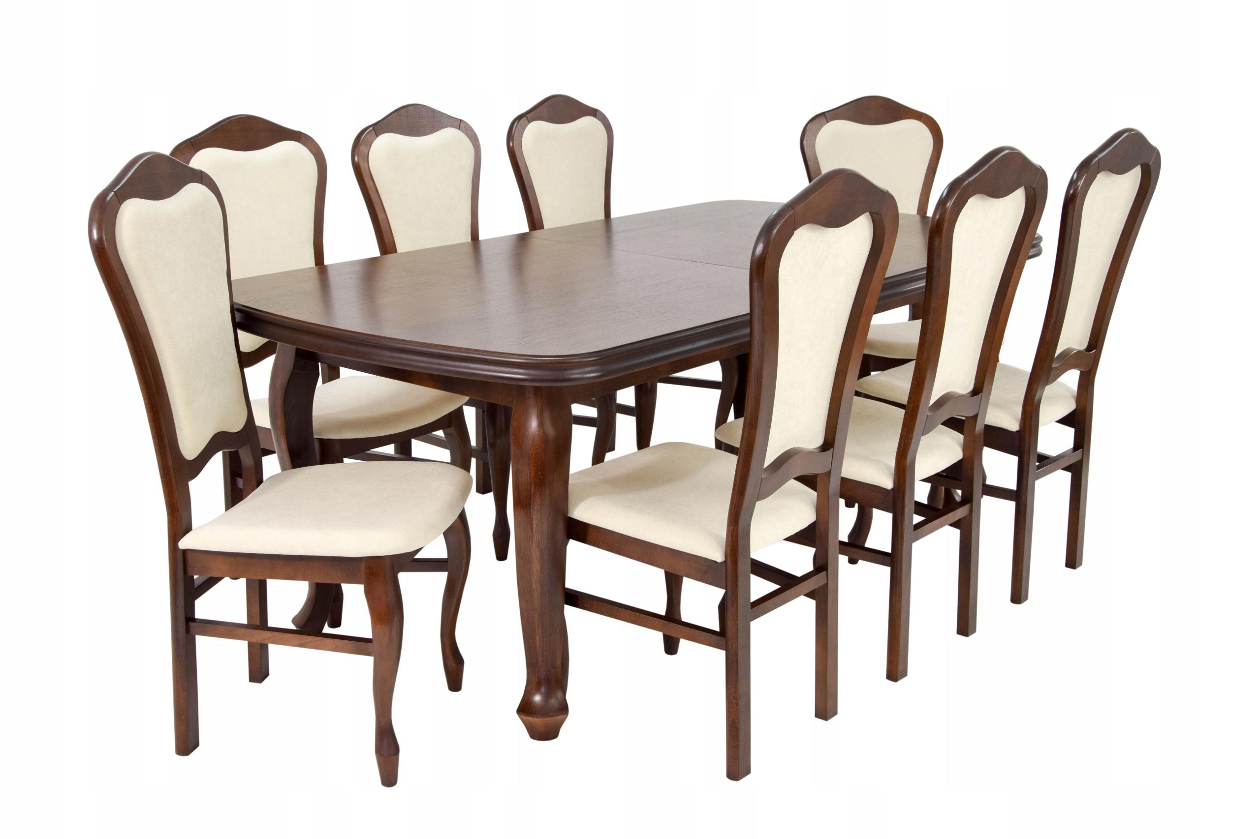 8 stoličiek a skladací stôl+ ZADARMO
