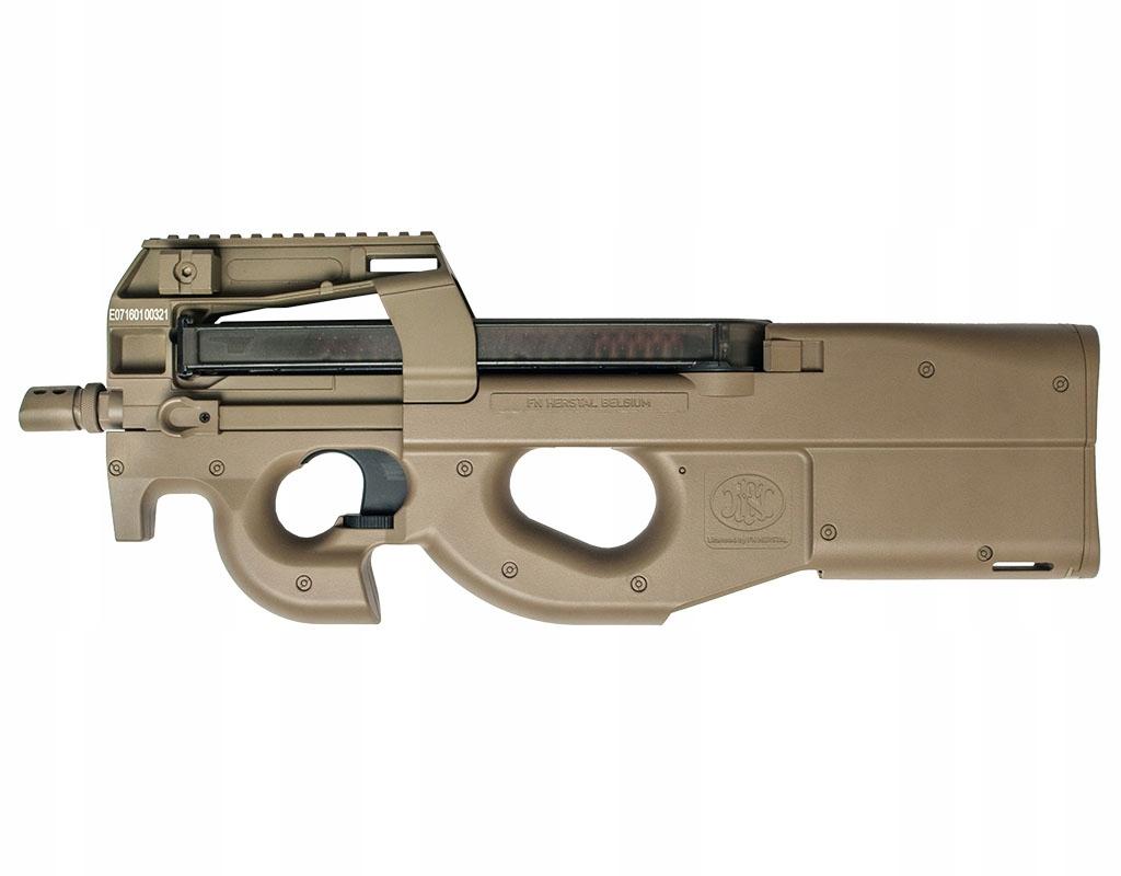 Samopal FN P90 AEG - tan