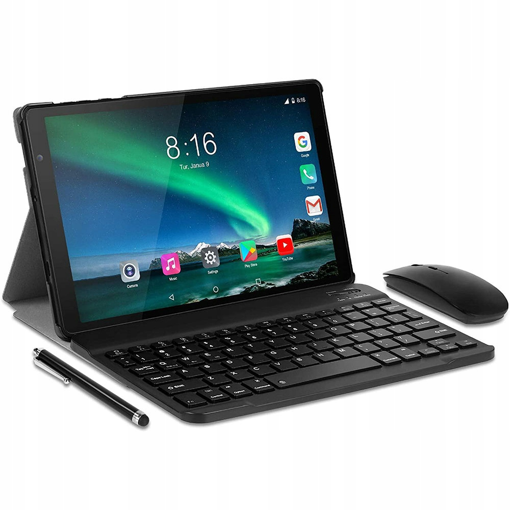 """Tablet 10"""" 4GB+64GB Wi-Fi android 10.0"""