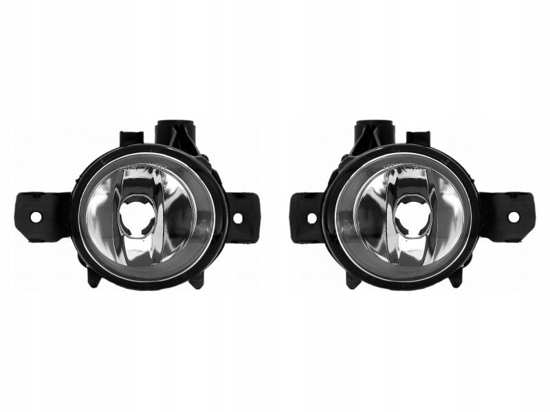 реклама лампы противотуманные фары bmw x1 e84 09-15