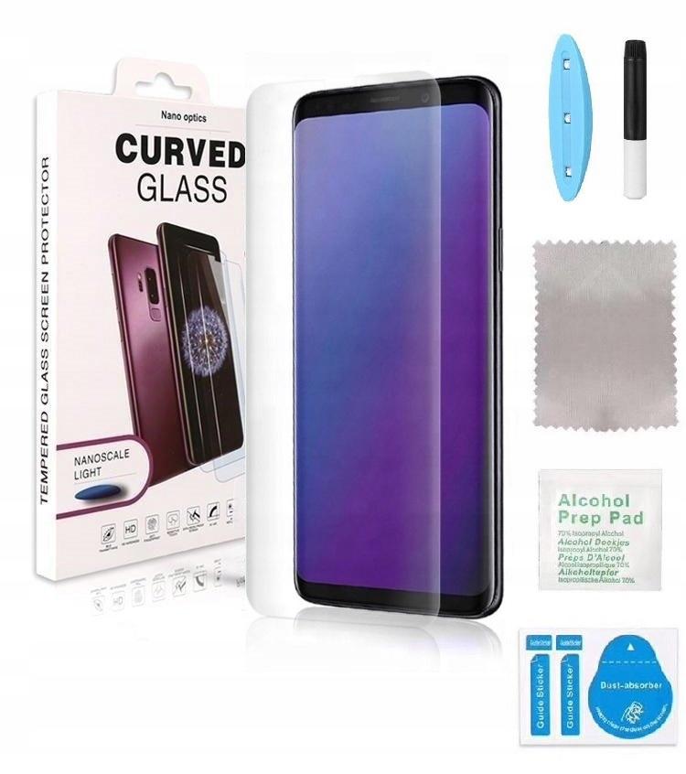 Szkło cały ekran Uv Full Glue 5D do Samsung S8