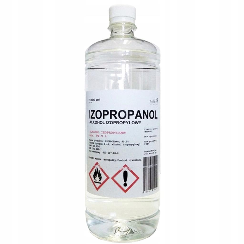 ИЗОПРОПИЛОВЫЙ СПИРТ, IZOPRPANOL - 1000ML