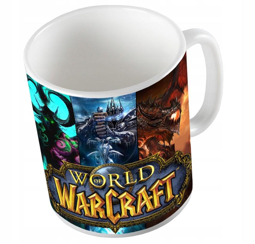 Hrnček World of Warcraft Wow Darčekové meno Lich King