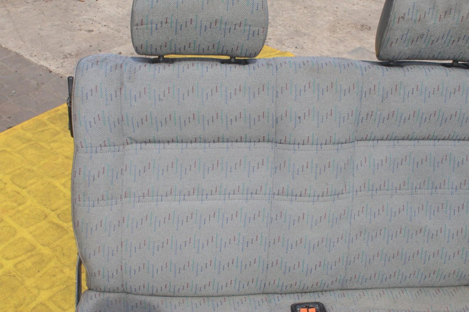 Купить третий ряд сидений на транспортер электромобиль фольксваген транспортер