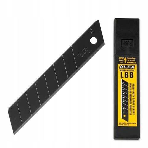 Nosič segment 18mm Excel Black OLFA LBB-10 10PCS