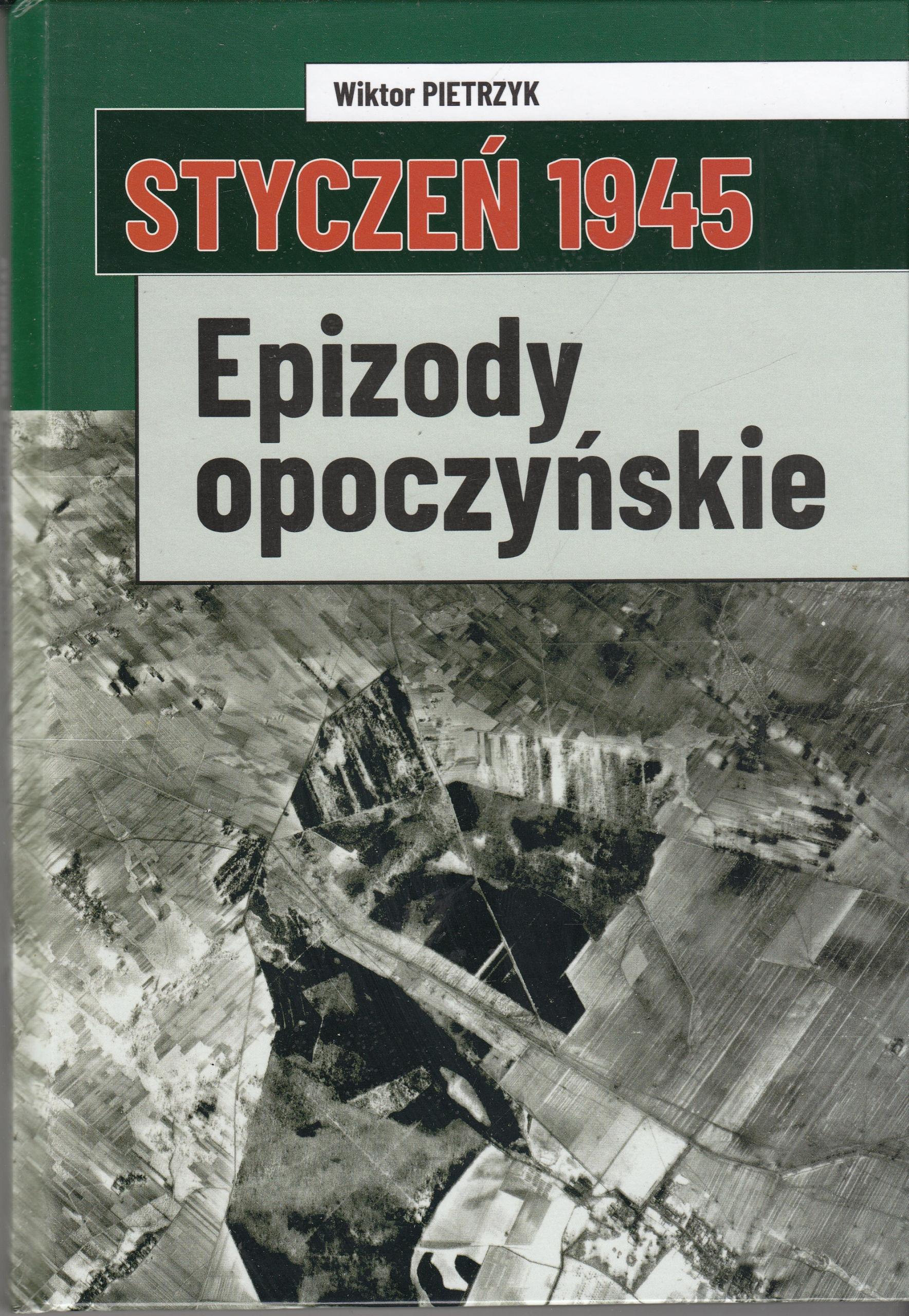 Styczeń 1945 Epizody opoczyńskie Opoczno