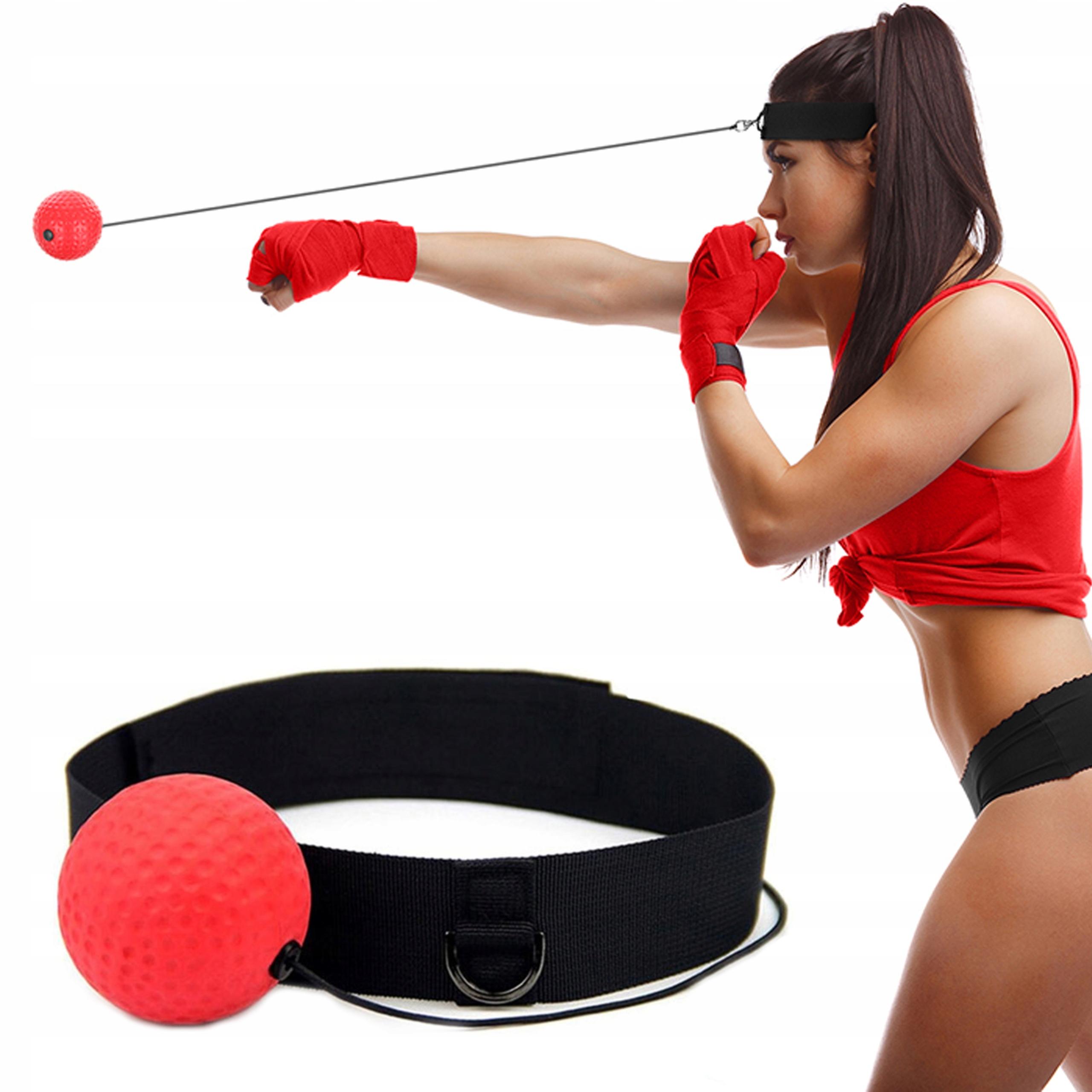 Рефлекторный бокс для упражнений с мячом