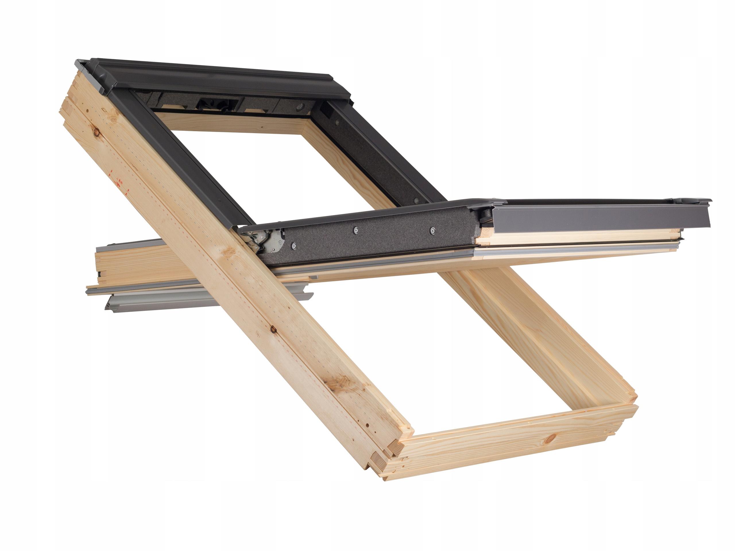 Энергосберегающее окно VELUX GLL 1061 MK06 78x118