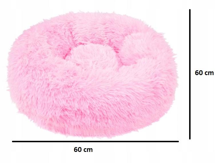 LEGOWISKO WŁOCHATE DLA PSA KOTA rozmiar M 60cm Rodzaj poduszka