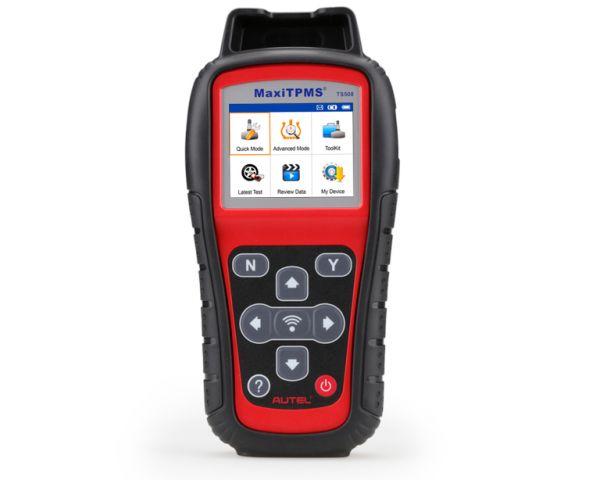 Skaner Autel MaxiTPMS TS508 Obsługa systemów TPMS