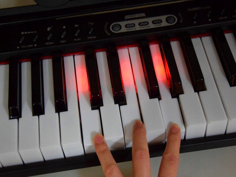 Organy MQ6151L 61 podświetlane klawisze IN0124 Marka inna