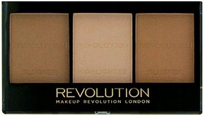 Купить Палетка для контуринга Makeup Revolution Dark 04 на Otpravka - цены и фото - доставка из Польши и стран Европы в Украину.