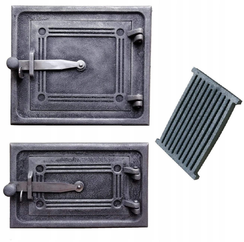liatinové dvere pece ASHHUTTER kuchyňa