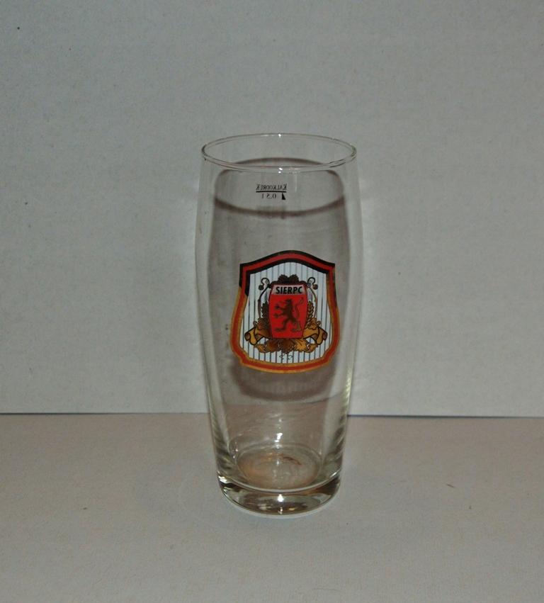 Browar Sierpc, starsza szklanka - 0,5L