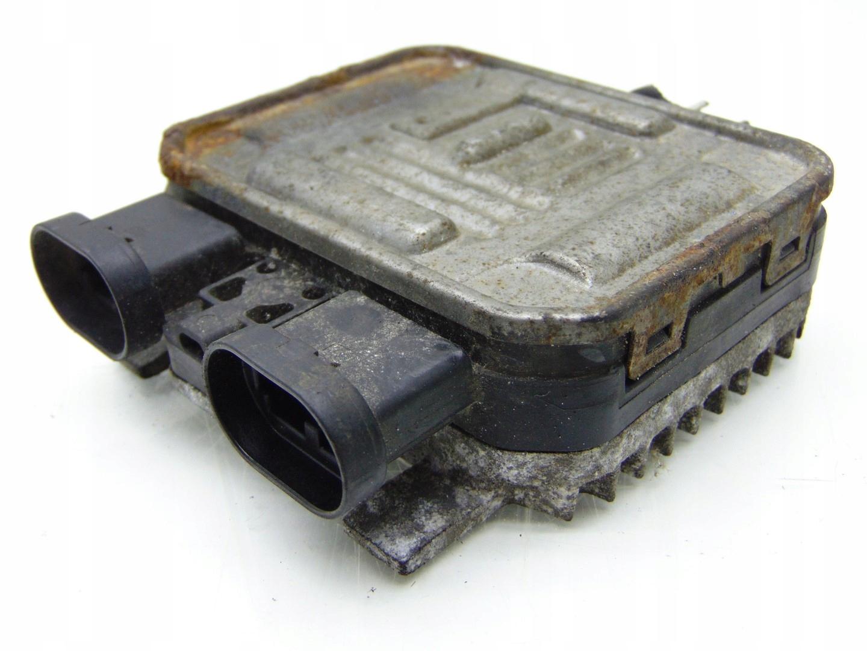 модуль драйвер вентилятора радиатора mondeo mk3