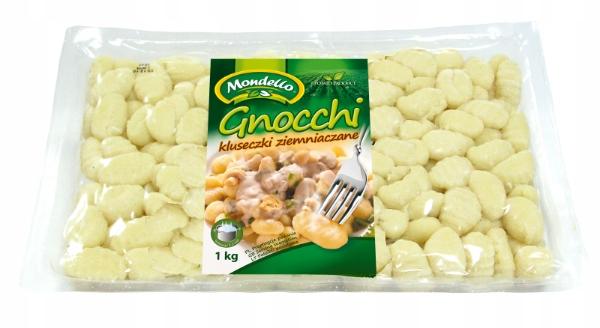 Gnocchi Kluseczki ziemniaczane 1kg Mondello