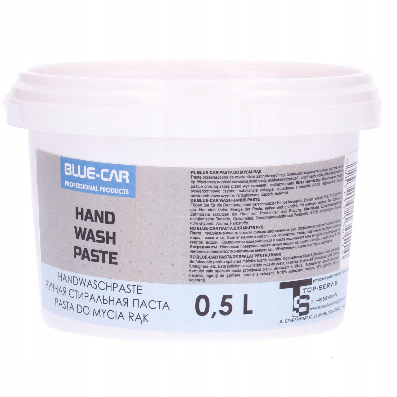 Паста для мытья рук 500 г + целлюлозное полотенце 60 м номер детали производителя BLU000120