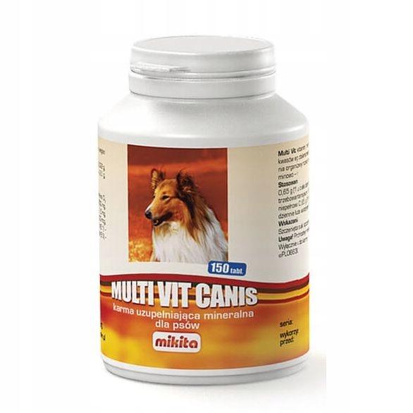 Mikita Multi-Vit Canis 150 таблеток