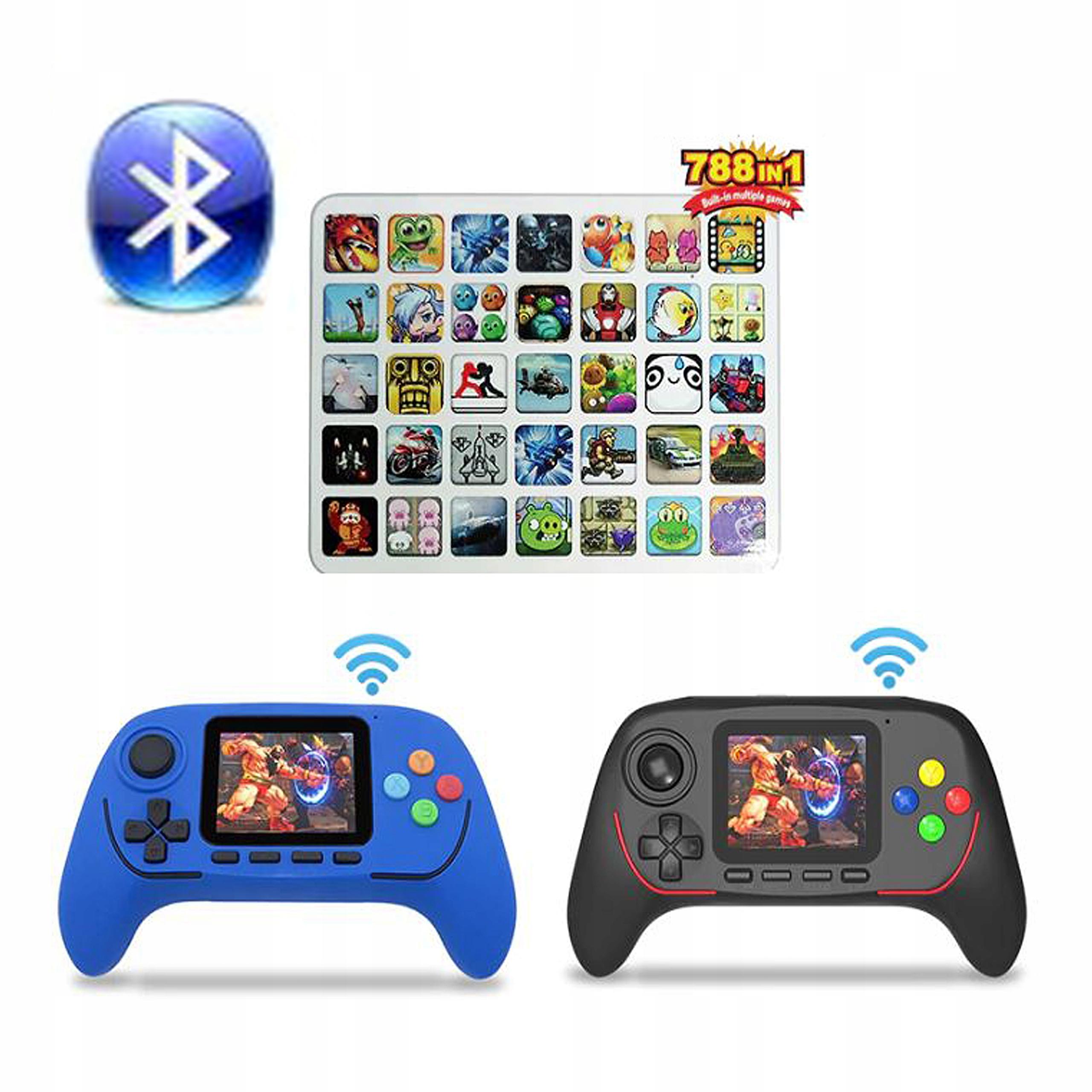 BLUTUF konzola sada pre hranie multiplayerov