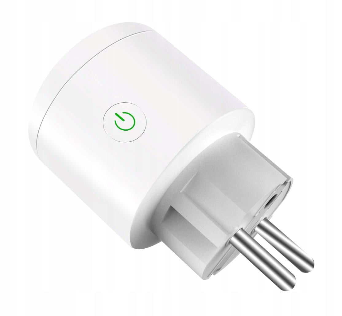 Gniazdo WiFi Smart Plug z watomierzem Green Power