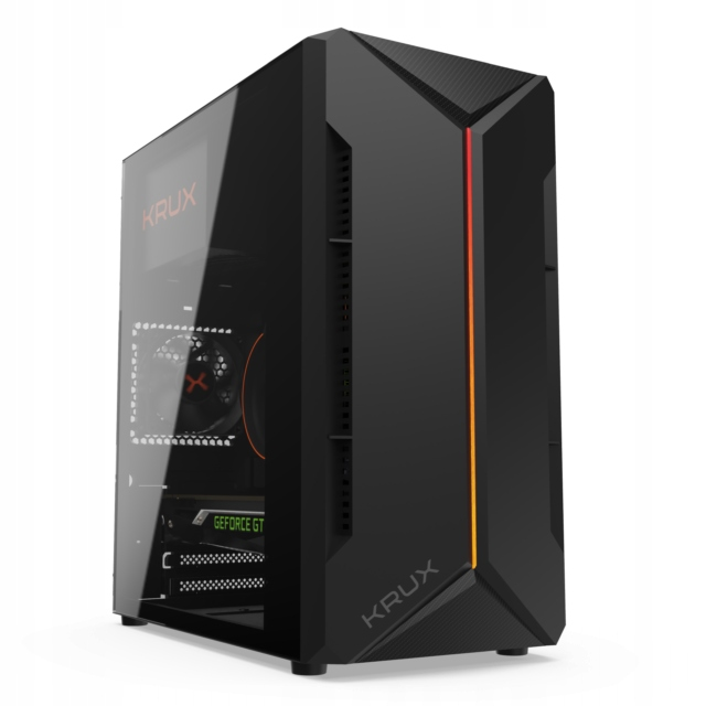 Komputer do GIER I5 16GB 512 GB SSD GEFORCE GT 710