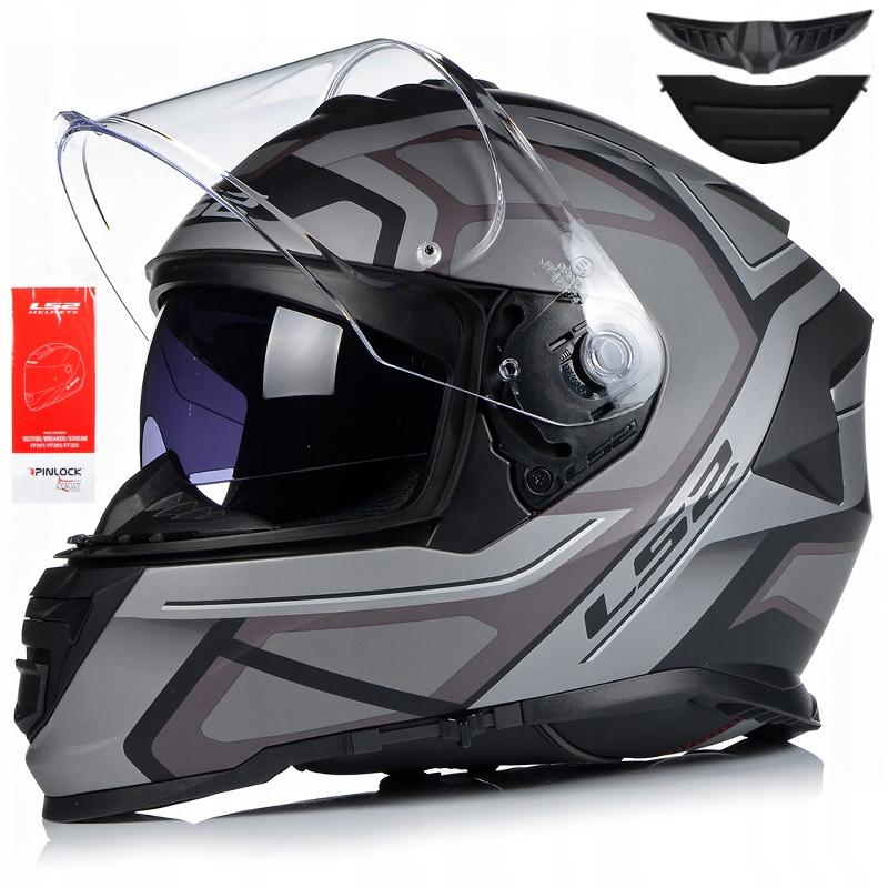 LS2 FF800 Шторм стильный мотоцикл шлем Blenda R.M