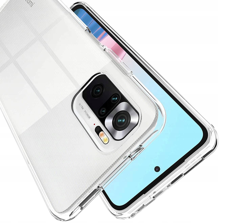 Etui Clear Case + Szkło 9H do Xiaomi Redmi Note 10 Producent (Nowy) Kraina Gsm