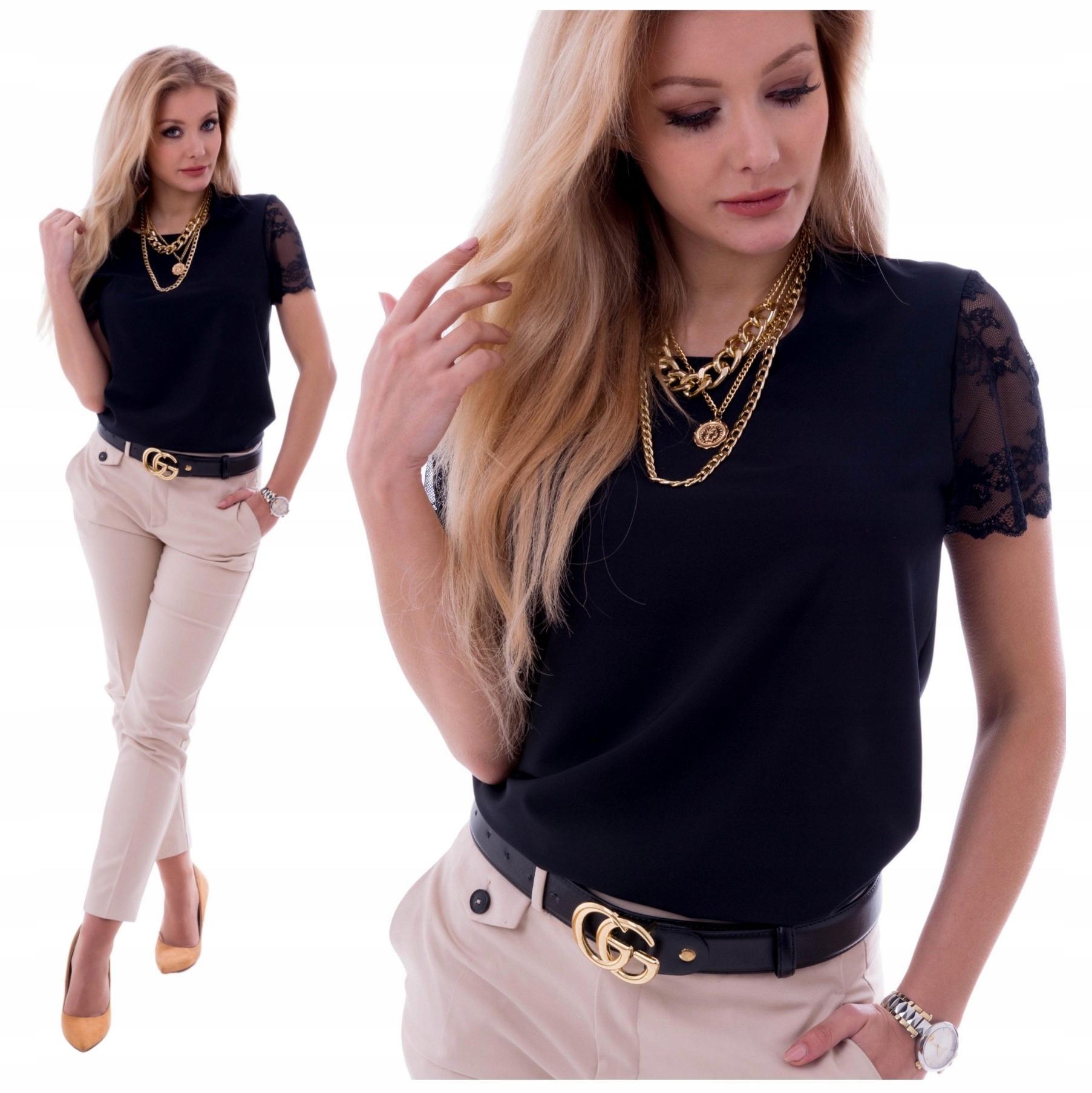 Элегантная блузка с кружевным кружевом много цветов