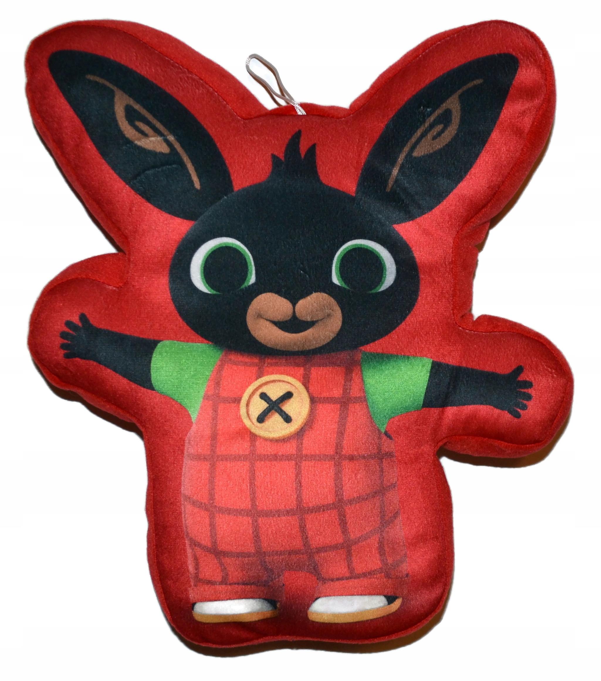 Dekoračný vankúš / maskot BING králik