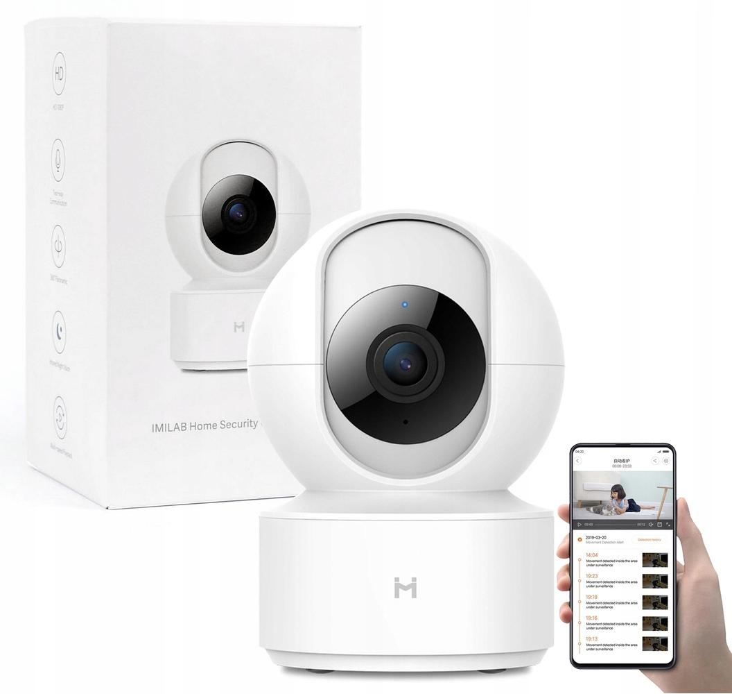 Kamera Wifi Imilab Basic niania elektroniczna