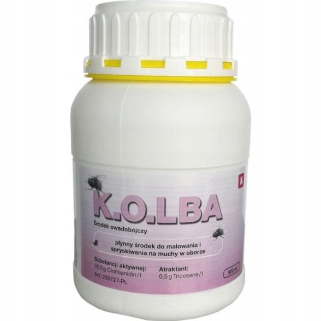 KOLBA - агент по борьбе с жидкими насекомыми 500 мл
