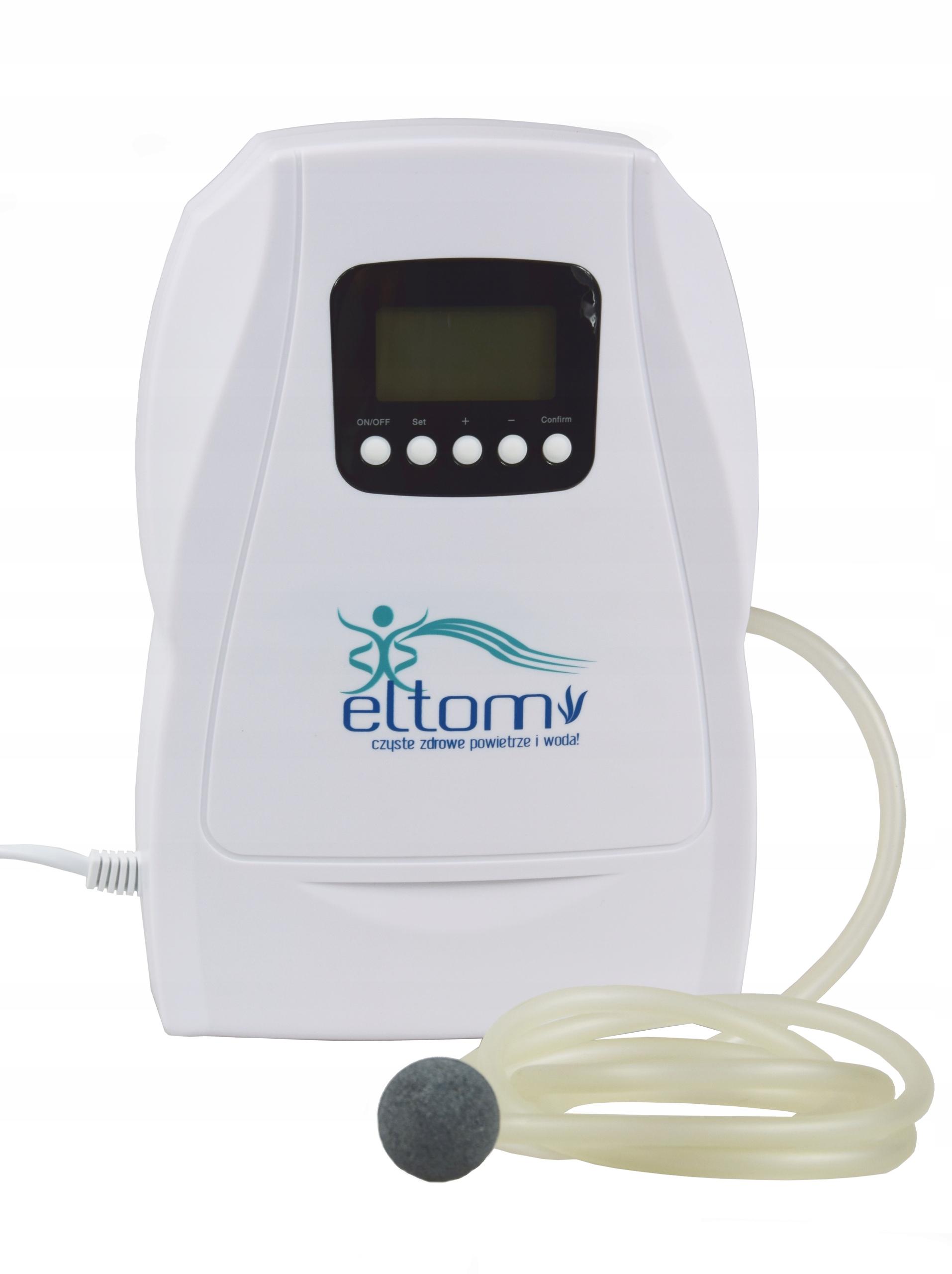 Ozonator n202c powietrze, woda, żywność 500 mg/h