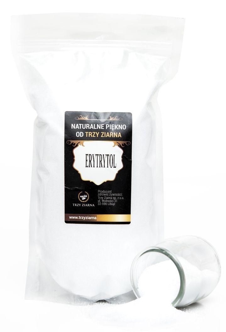 ERYTROL 1 кг ЭРИТРИТОЛ НАТУРАЛЬНЫЙ ПОДСЛАДИТЕЛЬ 0 калорий