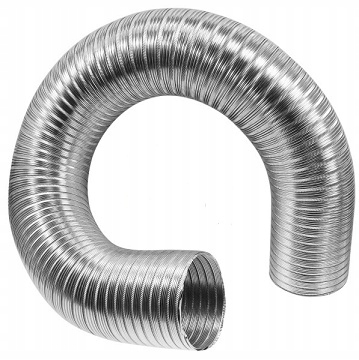 Rura aluminiowa SPIRO aluflex FI125 3mb kanał