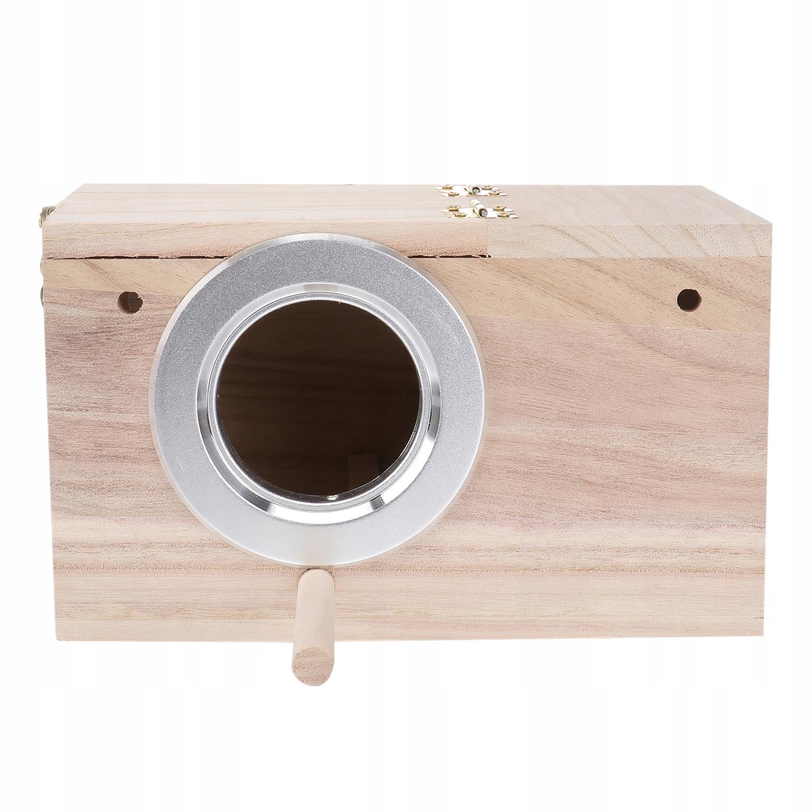 Подставка для попугаев для птиц Деревянный органайзер