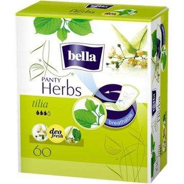 Bella Herbs Трусики Tilia Normal 60 шт вставки