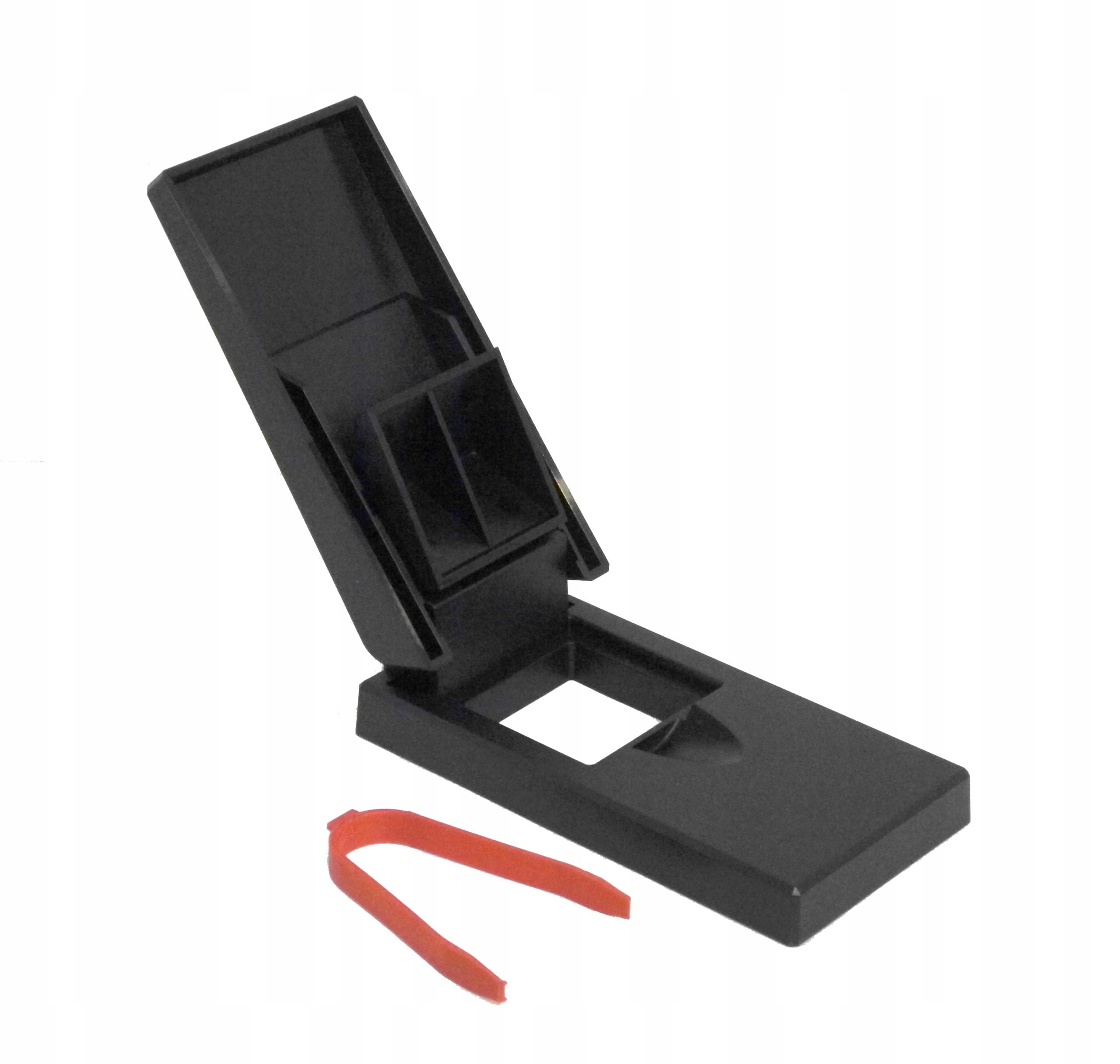 Mini-Manual Montáž GEPE Stlačte na 5x5 diapozitívy