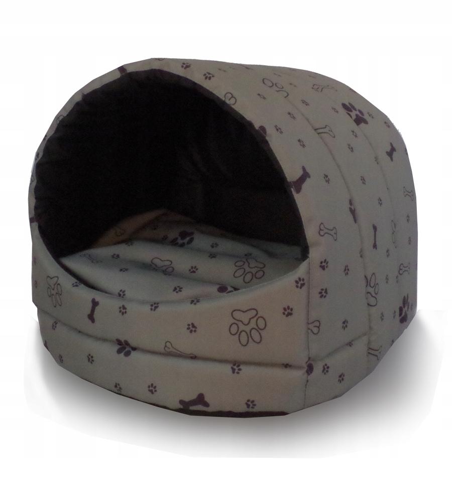 Будка, домик Собачья кровать, размер КОТА, размер М