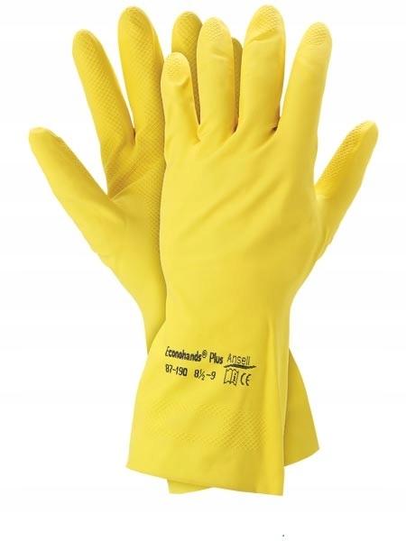 Перчатки рабочие хозяйственные ANSELL rL