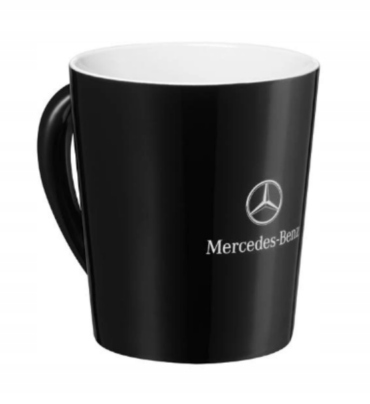 Kubek ceramiczny MERCEDES-BENZ oryginalny 320ml