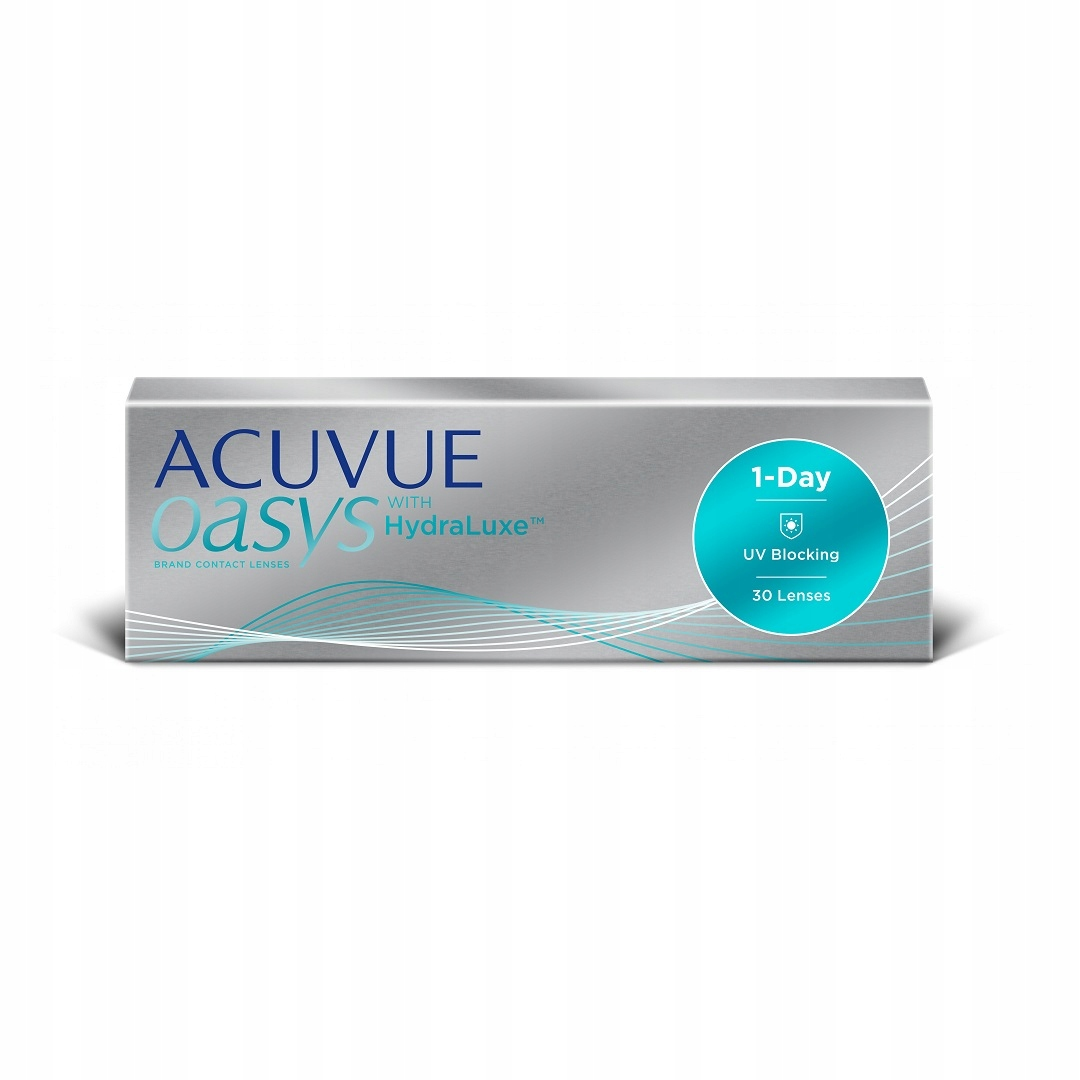 Soczewki Acuvue Oasys 1-Day with HydraLuxe 30szt