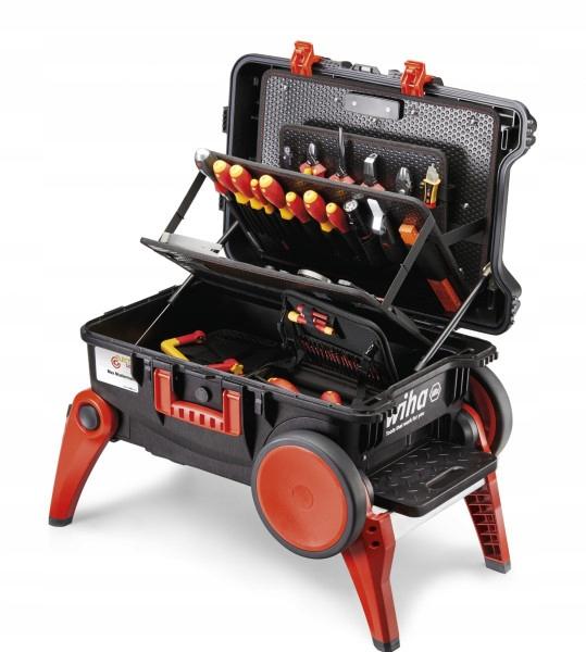 Ящик для инструмента XXL III электрический WIHA 44128