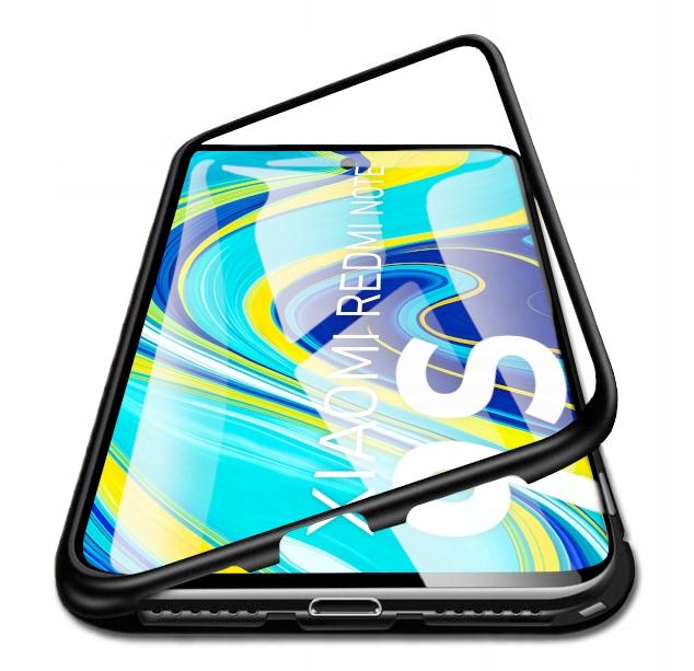 Etui Magnetic 3w1 Do Xiaomi Redmi Note 9s 9 Pro 9335274284 Sklep Internetowy Agd Rtv Telefony Laptopy Allegro Pl