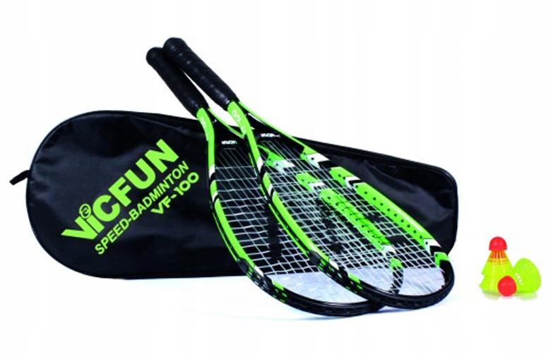 Speed badminton Racketball Speedminton - Набор